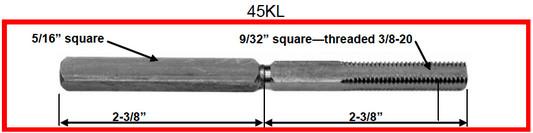 Door Hardware Progressive Hardware Co Inc Knob Lever Spindles