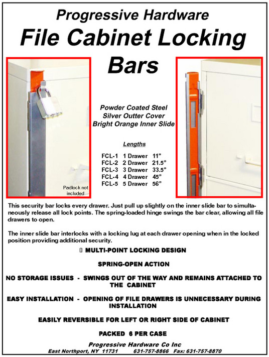 Door Hardware Progressive Hardware Co Inc File Cabinet